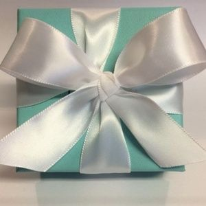 Tiffany & Co Elsa Peretti Blue Sapphire Band Ring
